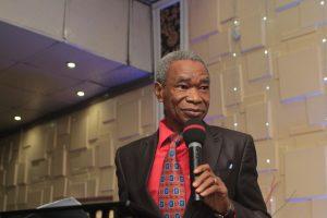 Rev. Adedeji David Adeoye