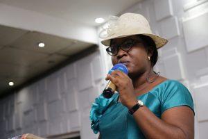 Pastor Mrs Oyesiku