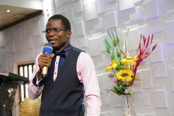 Pastor Peter Oyesiku